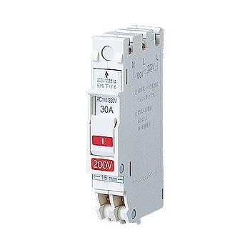 Panasonic パナソニック コンパクトブレーカSH型 直輸入品激安 プレゼント 5.5棒圧着端子同梱 30A BSH2302C AC100 200V