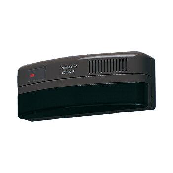 パナソニック ECE1821AP 小電力型ワイヤレスコール熱線センサー送信器(屋側用)(ブラウン)