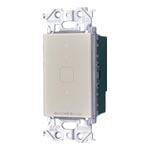 パナソニック WTY54173F アドバンスシリーズタッチLED調光スイッチ(親器・受信器)(適合LED専用3.2A)(逆位相タイプ)(マットベージュ)