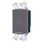 パナソニック WTY54173H アドバンスシリーズタッチLED調光スイッチ(親器・受信器)(適合LED専用3.2A)(逆位相タイプ)(マットグレー)