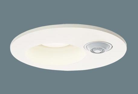 パナソニック 天井埋込型 LED(電球色) 軒下用ダウンライト XLGDC660KLE1 60形電球1灯相当・浅型8H・高気密SB形・拡散タイプ 防雨型 埋込穴φ125