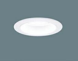 パナソニック XND2531WNLE9 天井埋込型 LED(昼白色) ダウンライト 浅型10H・ビーム角85度・拡散タイプ・光源遮光角15度 埋込穴φ100