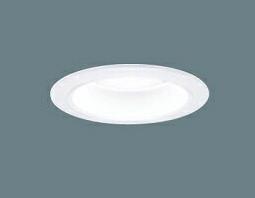 パナソニック XND2531WLLE9 天井埋込型 LED(電球色) ダウンライト 浅型10H・ビーム角85度・拡散タイプ・光源遮光角15度 埋込穴φ100