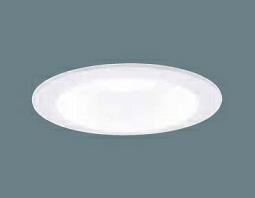 パナソニック XND2561WVLE9 天井埋込型 LED(温白色) ダウンライト 浅型9H・ビーム角85度・拡散タイプ・光源遮光角15度 埋込穴φ150