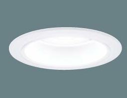パナソニック XND1031WLLE9 天井埋込型 LED(電球色) ダウンライト 浅型10H・ビーム角85度・拡散タイプ・光源遮光角15度 埋込穴φ100