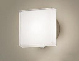 パナソニック 壁直付型 LED(電球色) ポーチライト LSEWC4028LE1 40形電球1灯器具相当・密閉型 防雨型・FreePaお出迎え・明るさセンサ付・段調光省エネ型