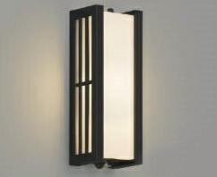 コイズミ 人感センサ付 LEDポーチライト AU38389L