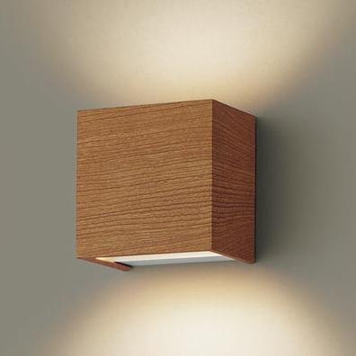 パナソニック 壁直付型 LED(温白色) ブラケット LSEB4026LE1 60形電球1灯器具相当・拡散タイプ