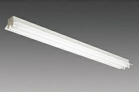 三菱電機 直管LEDランプ搭載ベースライト Lファインecoシリーズ LDL40ランプ直付形反射笠タイプ 2灯用 直付・吊下兼用形 EL-LFH4902B AHN (34N3A) 3400lm