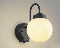 コイズミ 人感センサ付 LEDポーチライト AU40251L