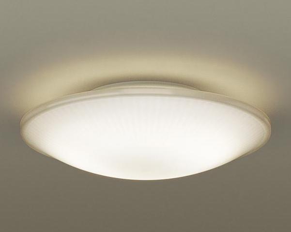 パナソニック 天井直付型 LED(電球色) シーリングライト LSEB2052LE1 100形電球1灯器具相当・拡散タイプ