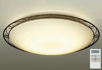 大光電機 LEDシーリングライト ~10畳 リモコン付 DCL-38933