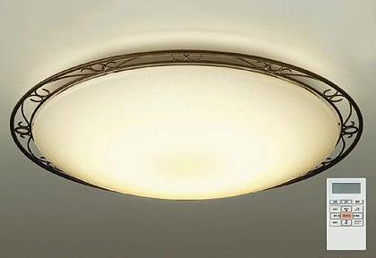 大光電機 LEDシーリングライト ~12畳 リモコン付 DCL-38934