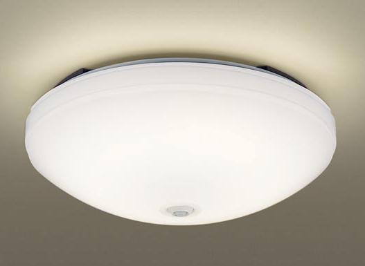 パナソニック 天井直付型 LED(電球色) シーリングライト LSEBC2063LE1 20形丸形スリム蛍光灯1灯器具相当・拡散タイプ FreePa・ON/OFF型・明るさセンサ付