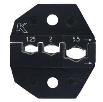 Klauke(クラウケ)J5020 絶縁被覆付端子用ダイス【EK50MLJ専用】