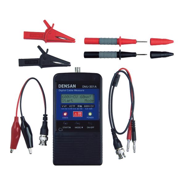 ジェフコム/デンサン DMJ-301A デジタルケーブルメジャー
