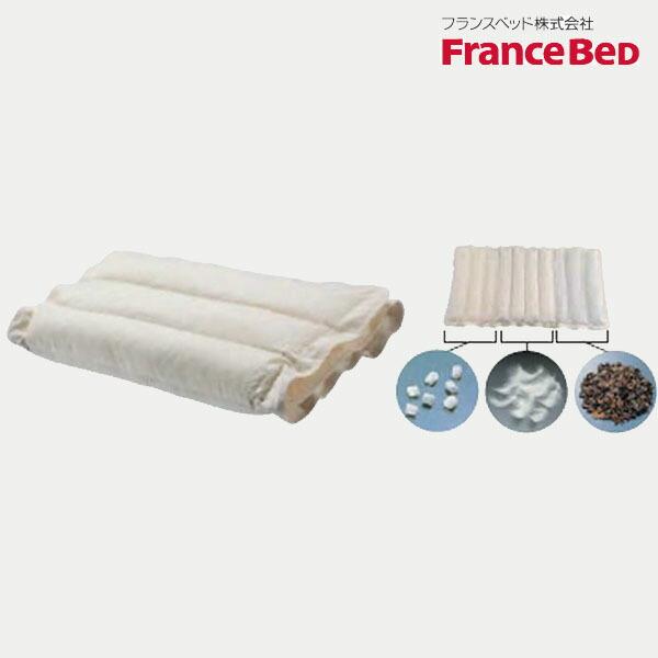 フランスベッド サイレントナイトピロー 65×126cm 【FranceBed】