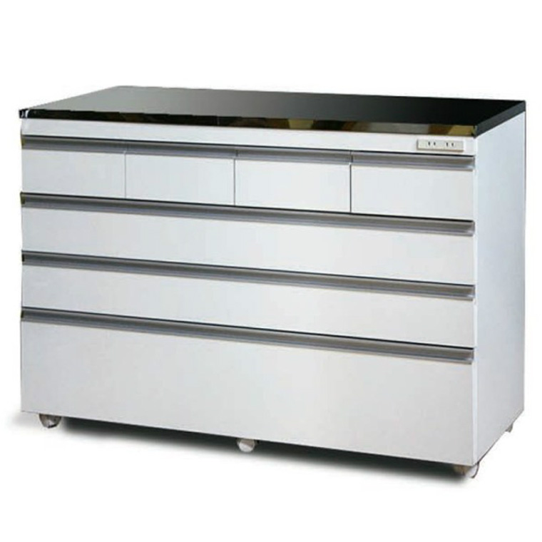 クール cool キッチンカウンター 1200S W1205×D436×H850mm 【協栄産業】