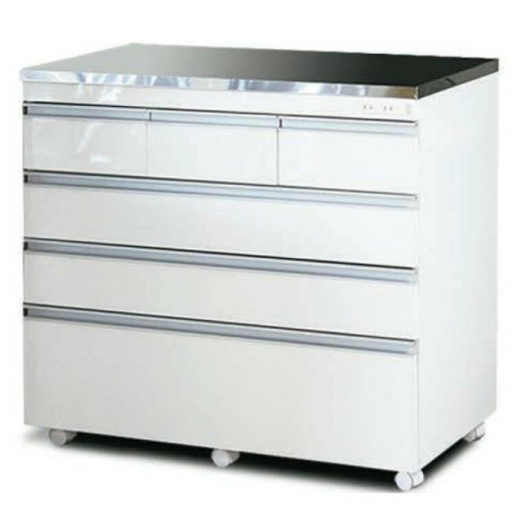 クール cool キッチンカウンター 900S W905×D436×H850mm 【協栄産業】