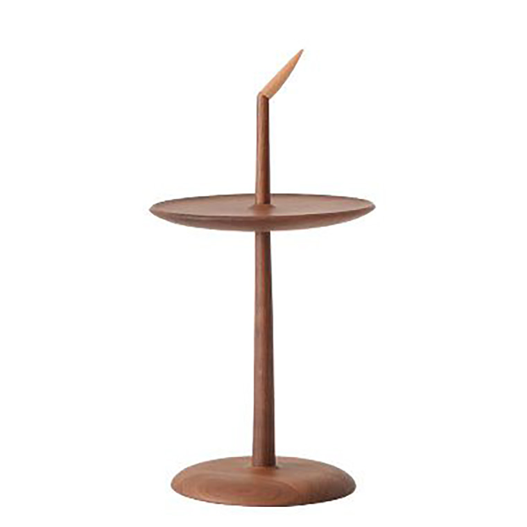 日進木工 アクセント ac-cent プルーフテーブル PROOF TABLE NK-315-W W350×D350×H690 天板高さ450mm 【送料無料】
