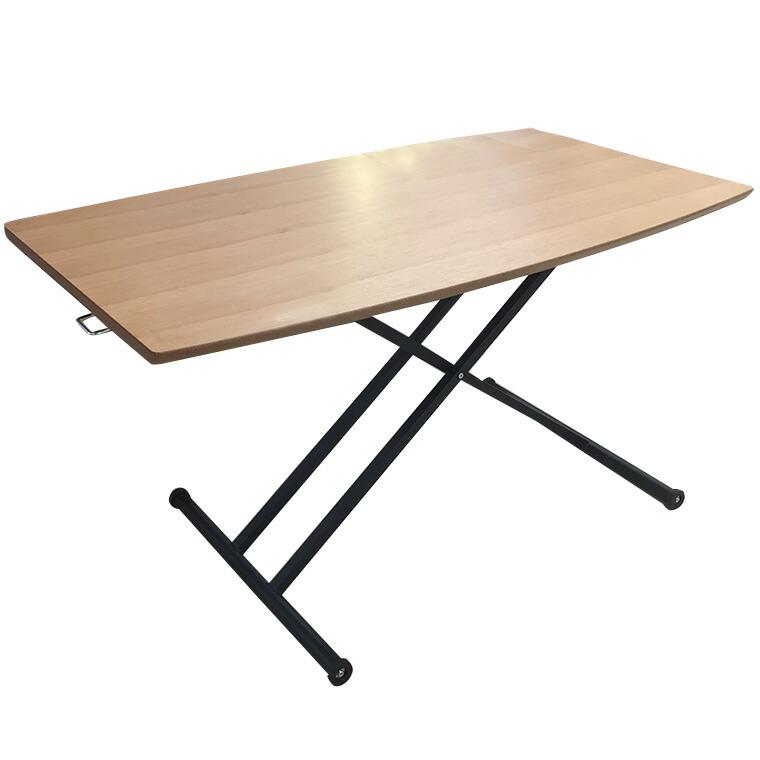 リフティングテーブル ラルカ150 NA 昇降式 W1500×D800×H390~740mm