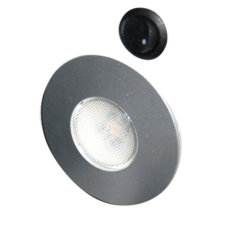 マテリア3 壁面収納 LEDダウンライト取付 【すえ木工】【Materia3】