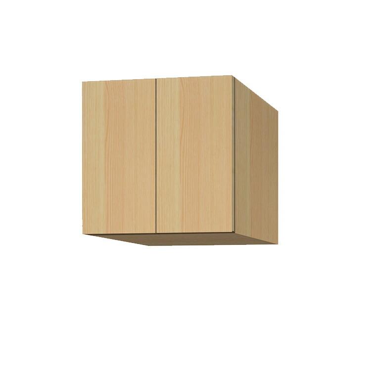 マテリア3 壁面収納 標準上置き(高さ28~35cm) TM D42/32 UW60 W600×H280~350×D420/320mm 【すえ木工】【Materia3】