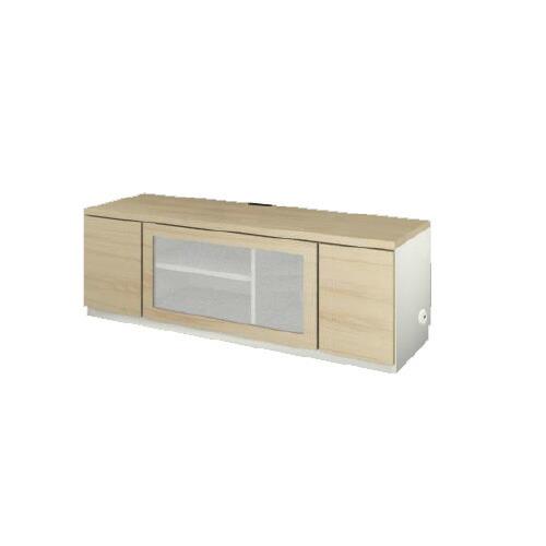 すえ木工 Mgver.3 FW mini 140-TV TV(テレビ)台タイプ 壁面収納 W1400 D470 H490
