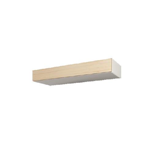 すえ木工 Mgver.3 FB140 フィラーボックス(対応高200-280) 壁面収納 W1400 D470/320 H200-280