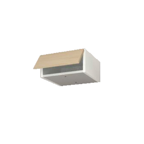 MG Storage(ストレージ) FB60 フィラーボックス(対応高200-280) 壁面収納 W600 D620 H200-280 【すえ木工】【MG Storage】【MG Ver.3】