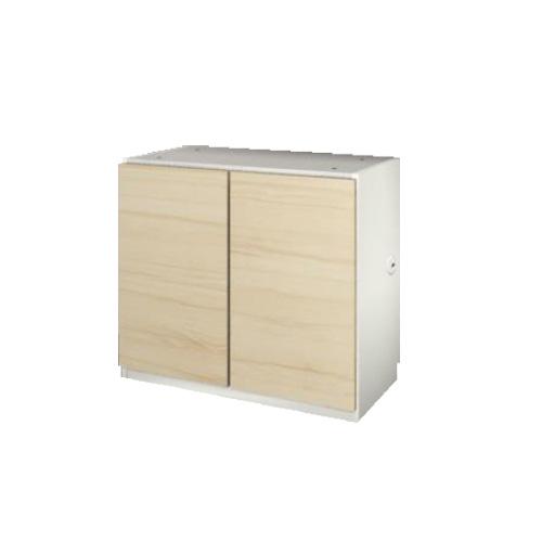すえ木工 Mgver.3 ミニタイプ FW mini 80-T 壁面収納 W800 D470 H730