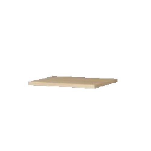 壁一面に洗練された空間を創る壁面収納 マテリア3 壁面収納 天板 天然木タイプ ショップ TM 激安超特価 D42 32 Materia3 W2010~2400×H30×D420 TET201-240 すえ木工 320mm