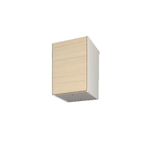 MG Storage(ストレージ) UW40 L/R (M) 標準上置き(対応高360-590) 壁面収納 W400 D620 H360-590 【すえ木工】【MG Storage】【MG Ver.3】