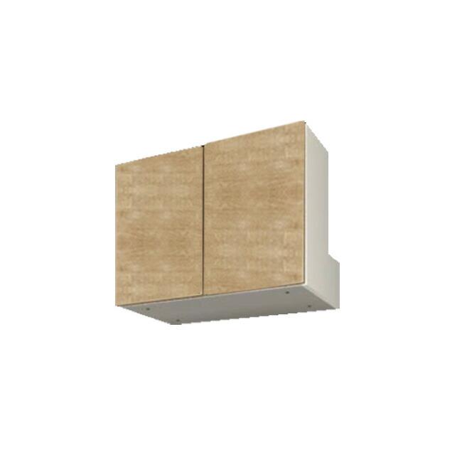 すえ木工 Miel-3 HB80-L 壁面収納 W800 D320 H600-890