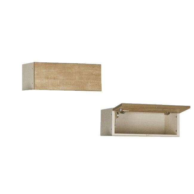 すえ木工 Miel-3 FB60 壁面収納 W600 D320 H200-280