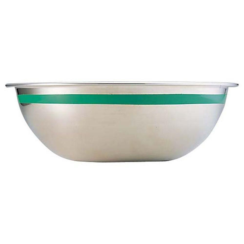 TKG 18-8 カラーラインボール39 グリーン