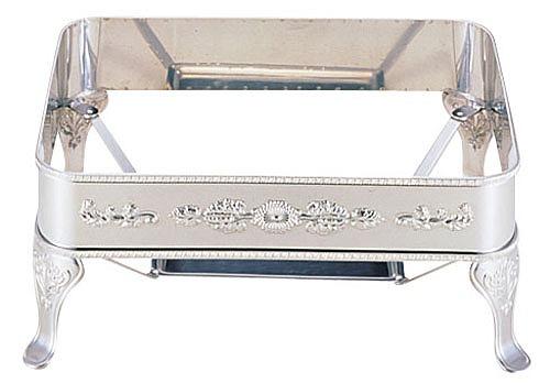 UK18-8ユニット角湯煎用スタンドバラ 22インチ