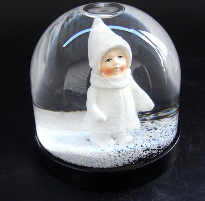 雪半圓形屋頂Wonder Ball snow doll(雪半圓形屋頂)