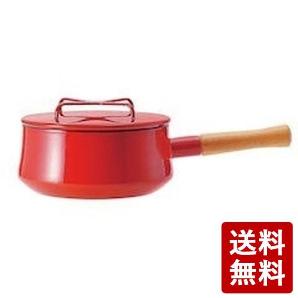 【送料無料】ダンスク コベンスタイル 片手鍋 18cmチリレッド ADV1502
