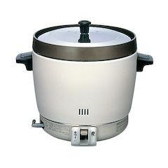 【全品P5倍~10倍】リンナイ ガス炊飯器 RR-20SF2A LPガス DSII601