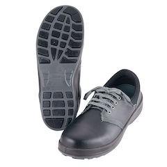 【全品P5倍~10倍】シモン 耐滑安全靴 ウォーキングセフティ SX3層WS-1124cm
