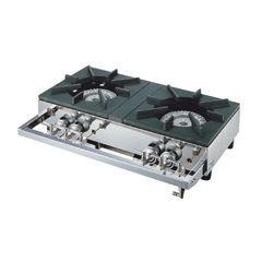 【全品P5倍~10倍】ガステーブルコンロ用兼用レンジ S-2220LPガス DKV2701