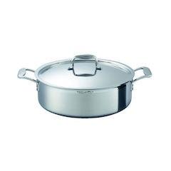 【全品P5倍~10倍】ステンレス 外輪鍋 蓋付 36cmNo.0237 ASTM403