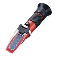 【全品P5倍~10倍】手持屈折計 自動温度補正付 SK-106R BKS1201