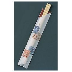 【全品P5倍~10倍】割箸袋入 元禄吹き寄せ アスペン元禄 (1ケース100膳×40入)