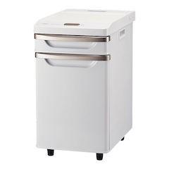 【全品P5倍~10倍】ベッドサイド冷蔵庫 HR-D282W EBS0102
