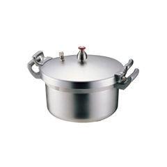 【全品P5倍~10倍】ホクア 業務用アルミ圧力鍋 24L AAT01024