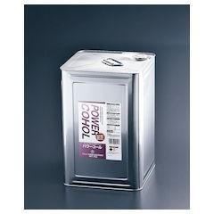 【全品P5倍~10倍】アルコール製剤 パワーコール 15kg缶 XAL8101