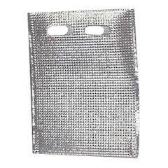 【全品P5倍~10倍】保冷・保温袋 アルバック平袋(持ち手付) (50枚入)LLサイズ