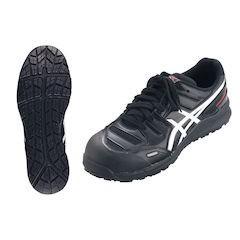 【全品P5倍~10倍】アシックス ウィンジョブ安全靴CP103 BK×ホワイト25.0cm